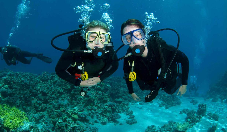 PADI Openwater SCUBA Certification