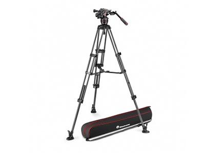 Wildlife Filmaking and photography equipment fluid head tripod
