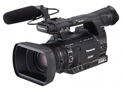 Wildlife Filmaking and photography equipment hvx200